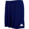 Kappa Vareso Match Short - Blue Marine/White