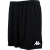 Kappa Vareso Match Short - Black/White