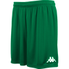 Kappa Vareso Match Short - Green/White