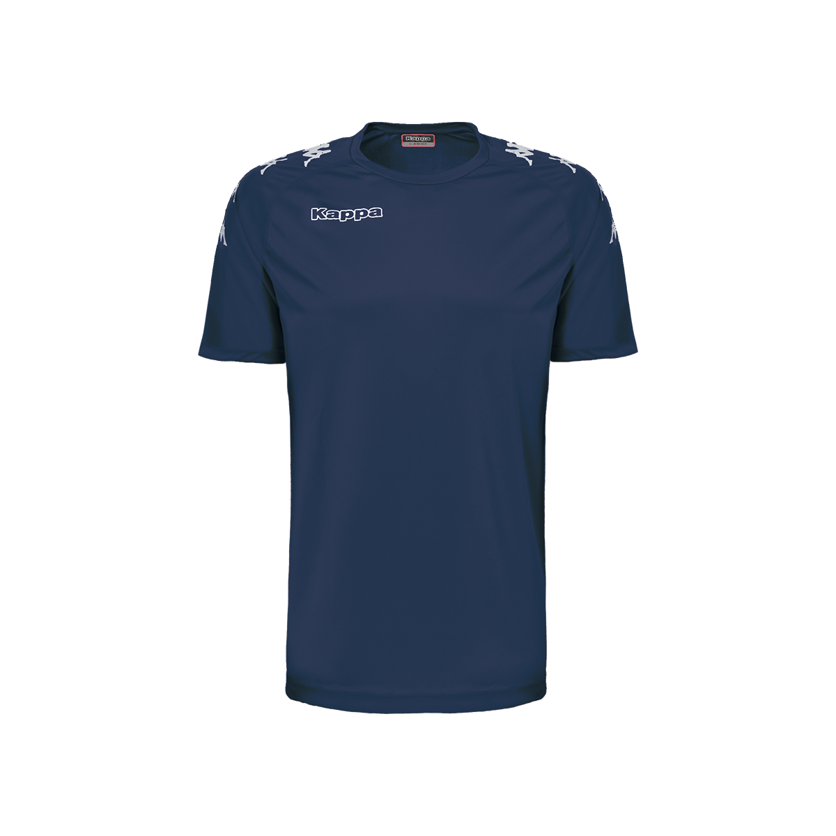 Kappa Castolo Match Shirt SS - Navy
