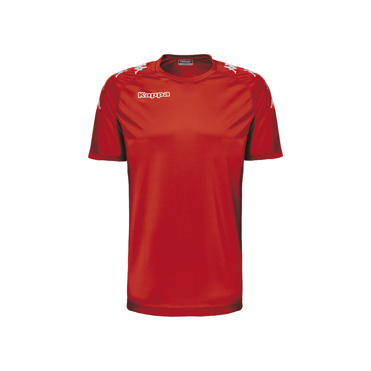 Kappa Castolo Match Shirt SS - Red