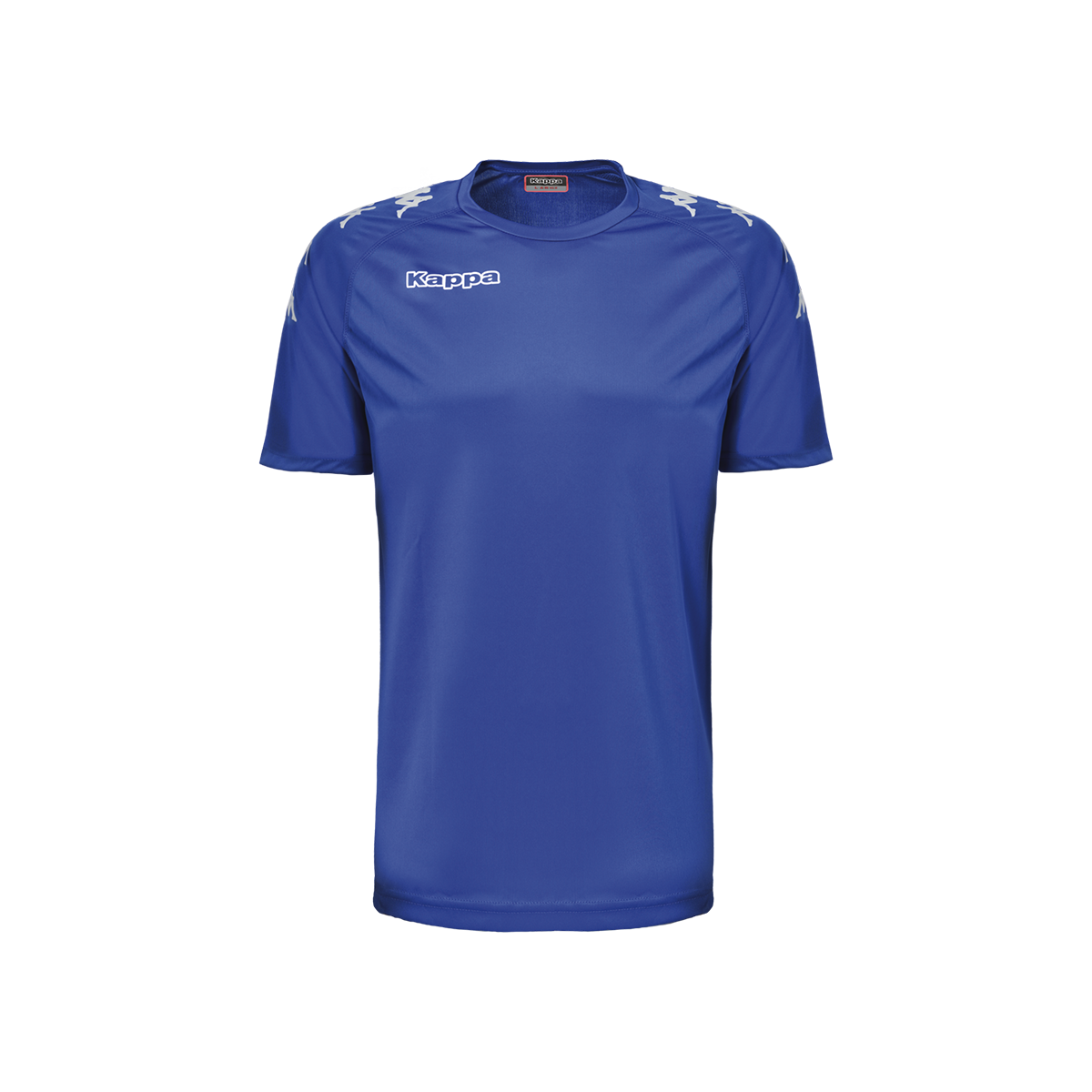 Kappa Castolo Match Shirt SS - Royal Blue