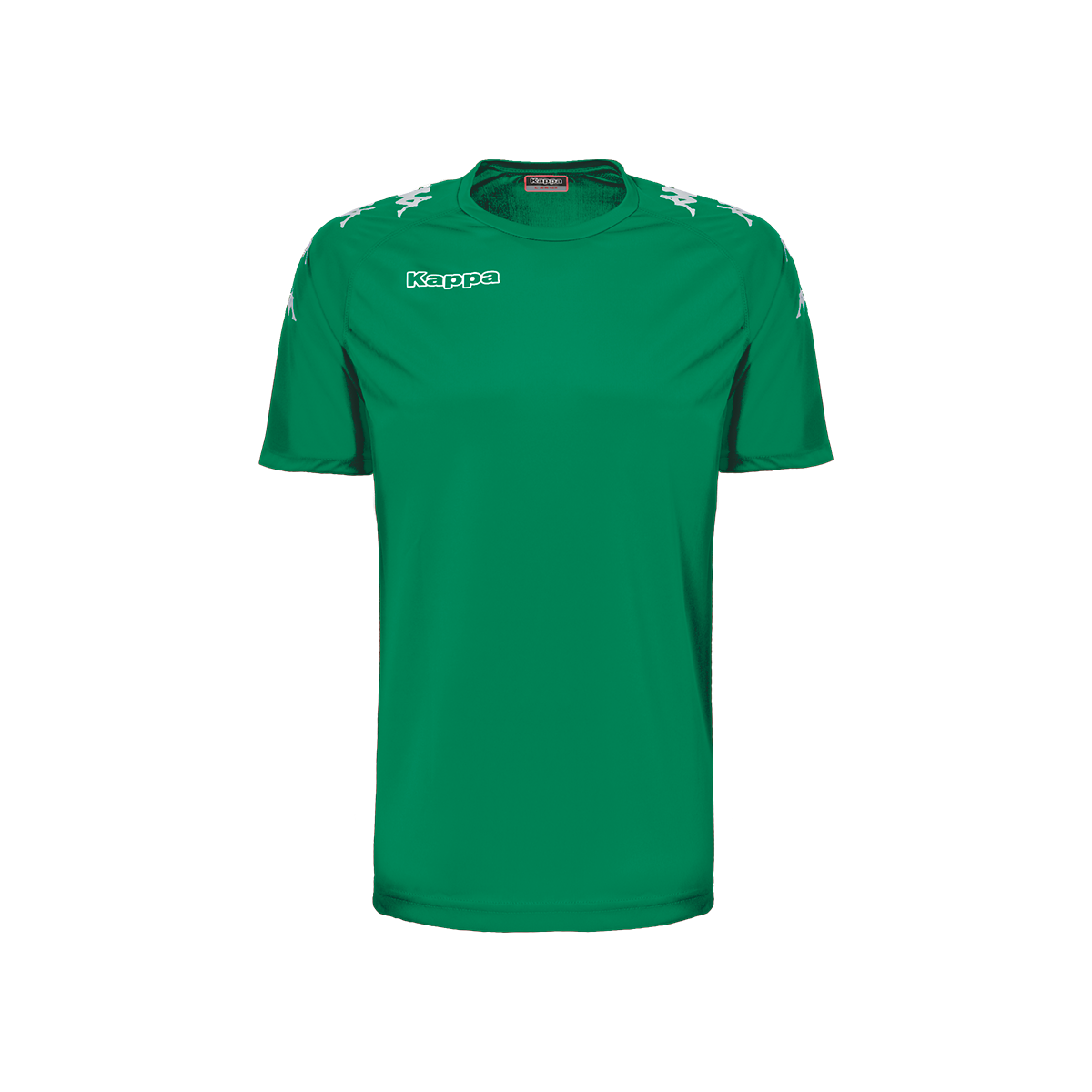 Kappa Castolo Match Shirt SS - Green