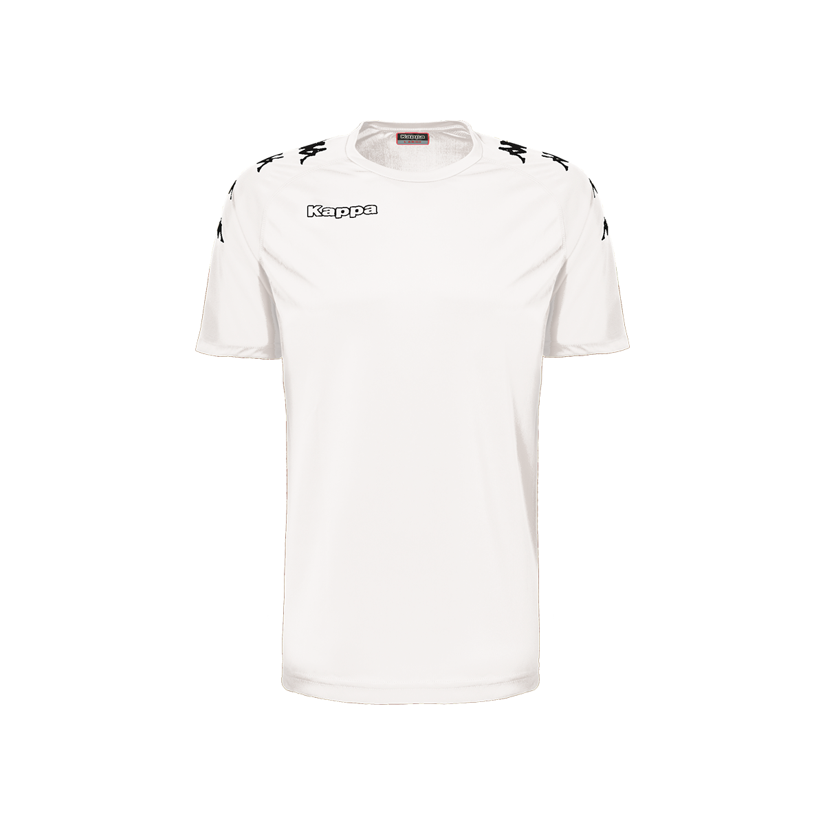 Kappa Castolo Match Shirt SS - White