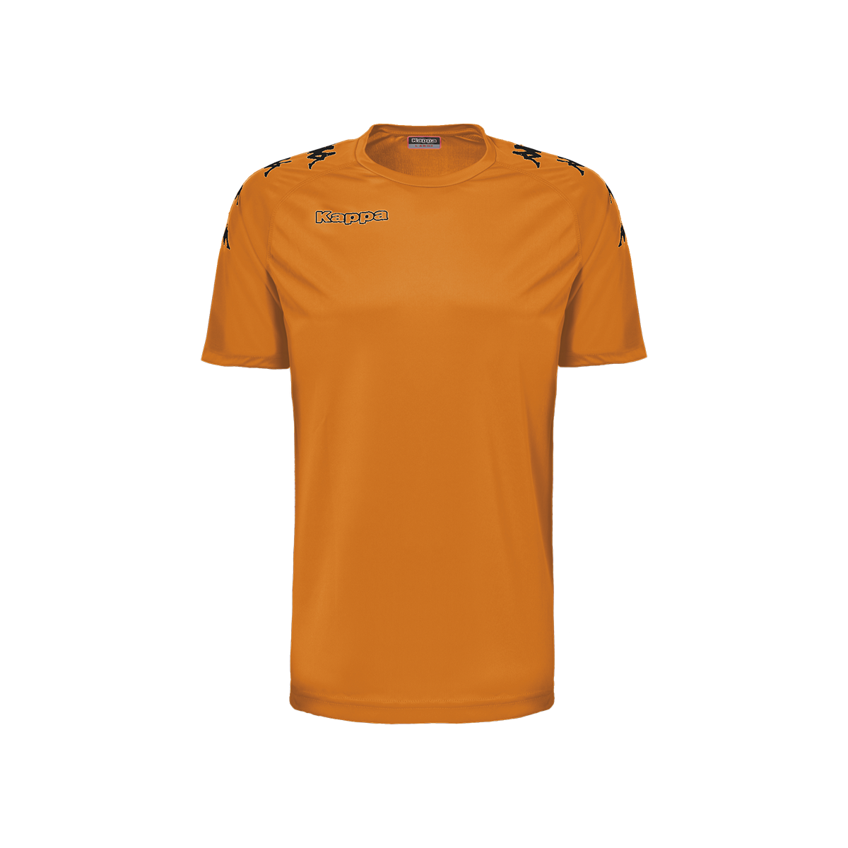 Kappa Castolo Match Shirt SS - Orange