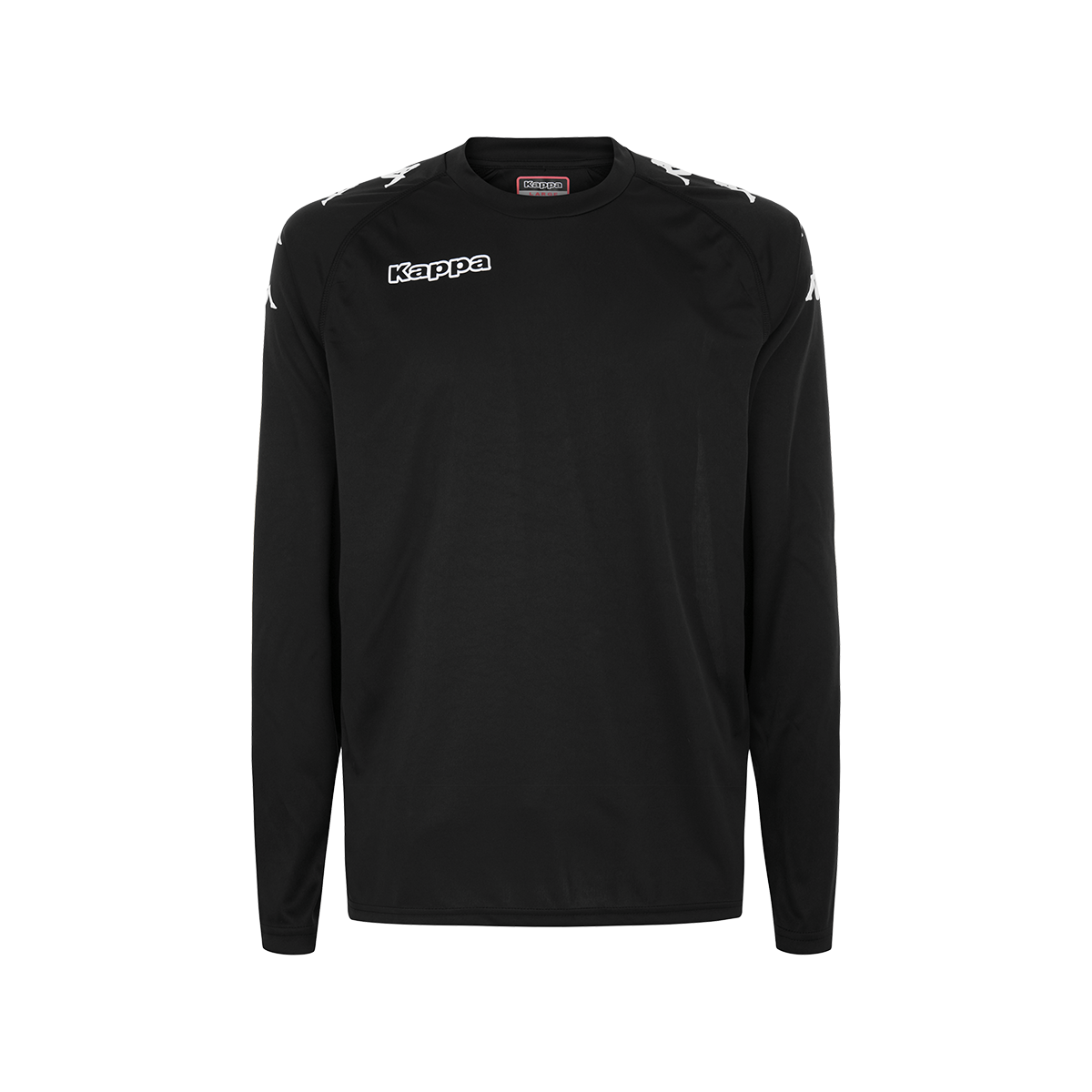 Kappa Cinanda Match Shirt LS - Black