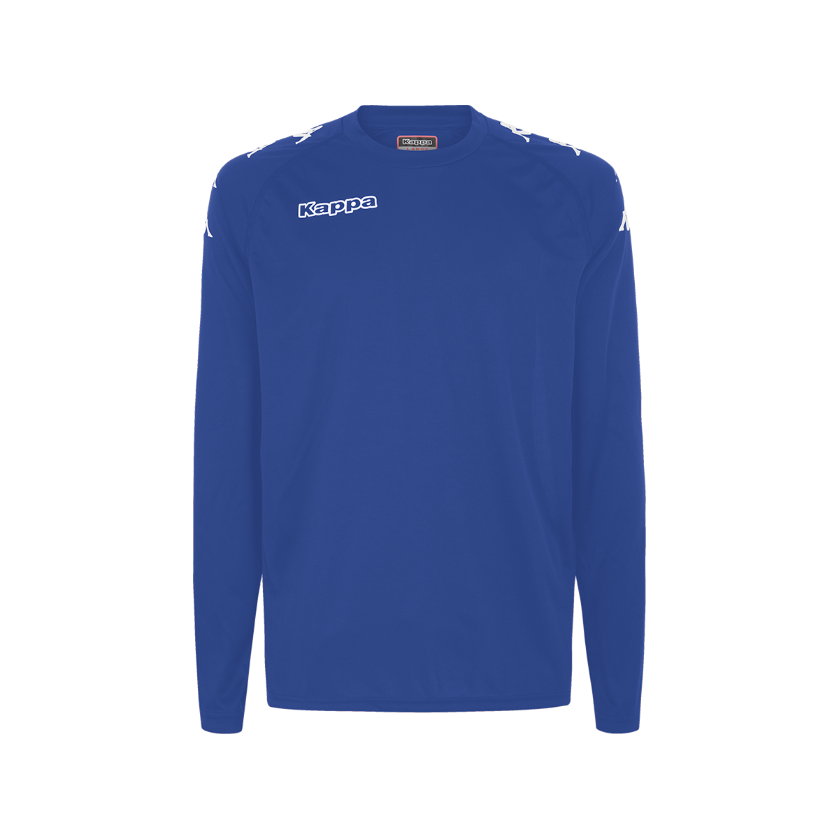 Kappa Cinanda Match Shirt LS - Royal Blue