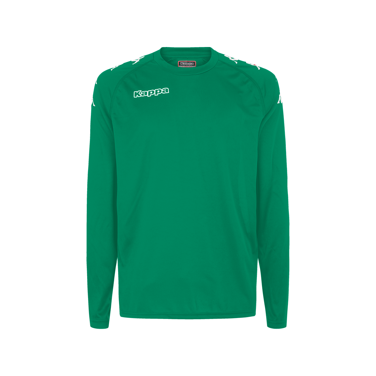 Kappa Cinanda Match Shirt LS - Green