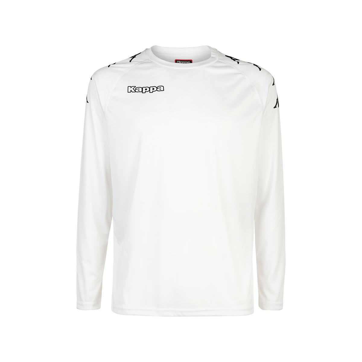 Kappa Cinanda Match Shirt LS - White