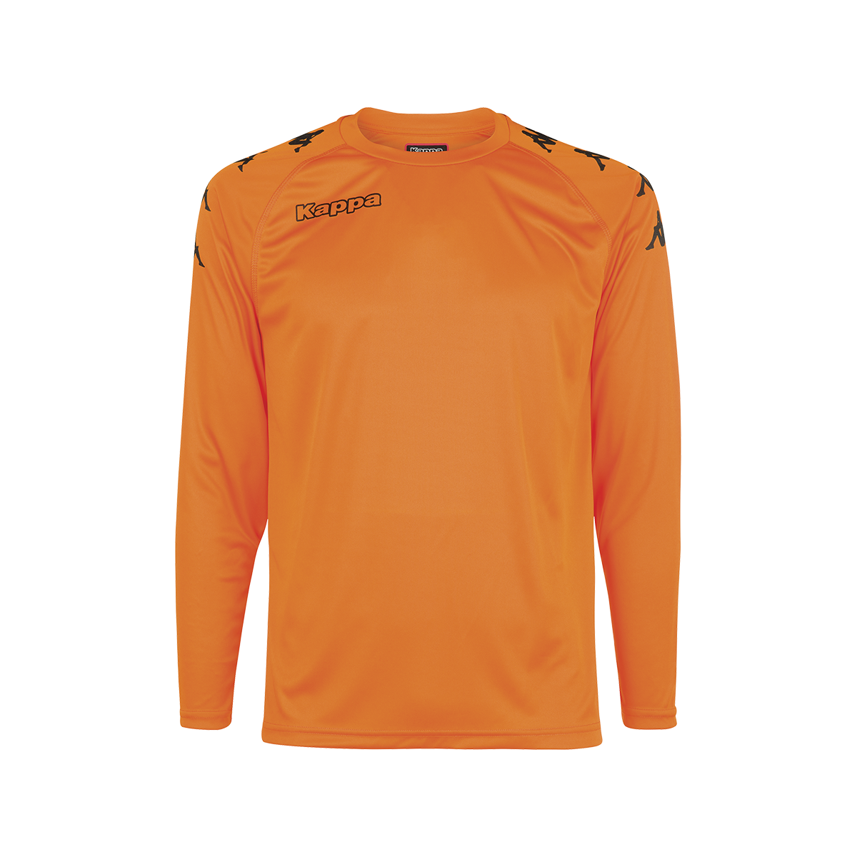 Kappa Cinanda Match Shirt LS - Orange