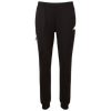 Kappa Chieta woman pant in black with white printed Omini on the leg.