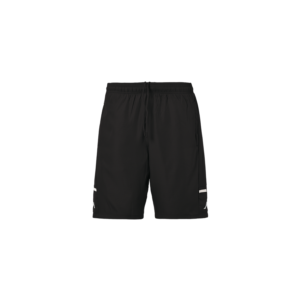 Kappa Alberg Pro 4 Training Long Short - Black/White