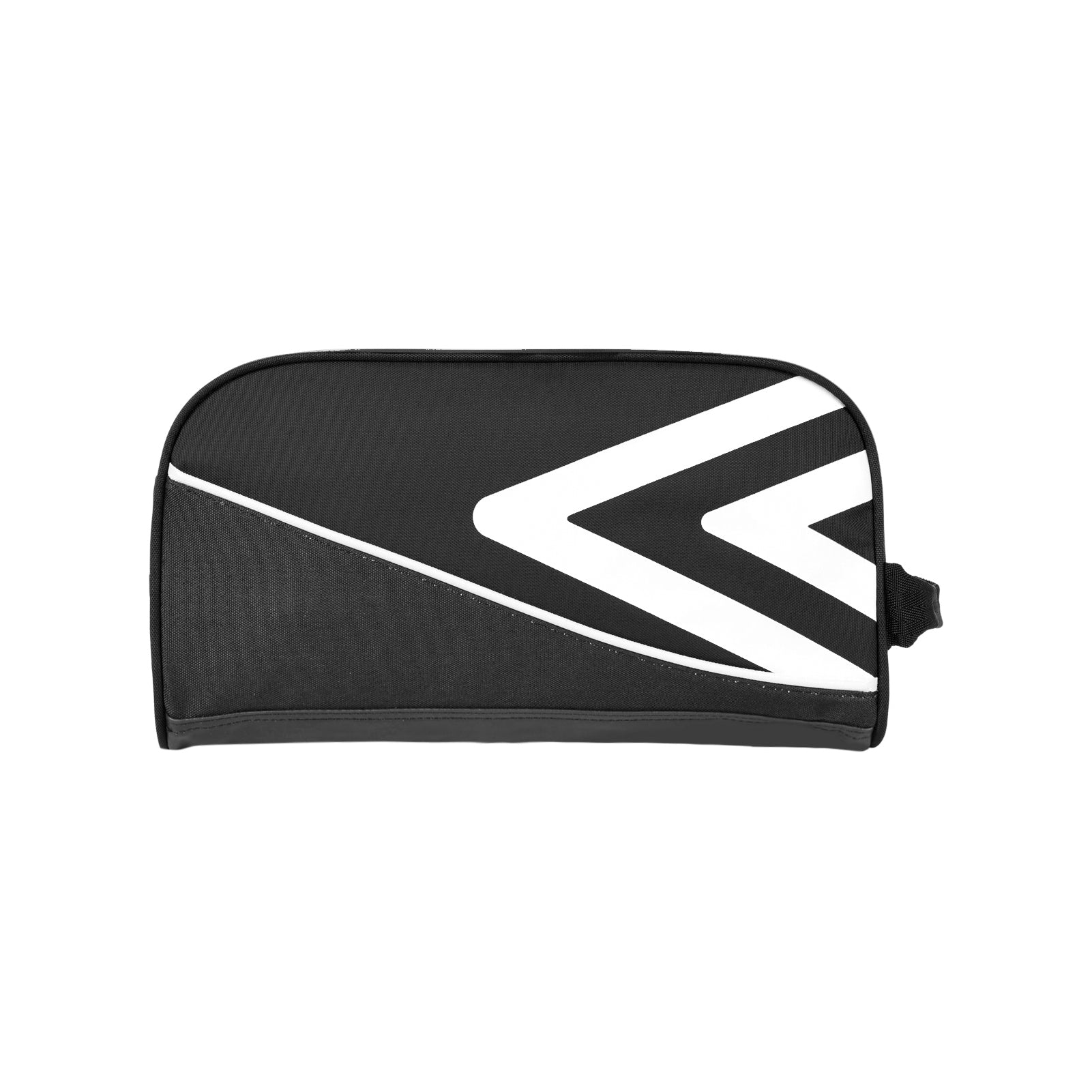 Umbro Pro Training Bootbag in black with large white Double Diamond logo