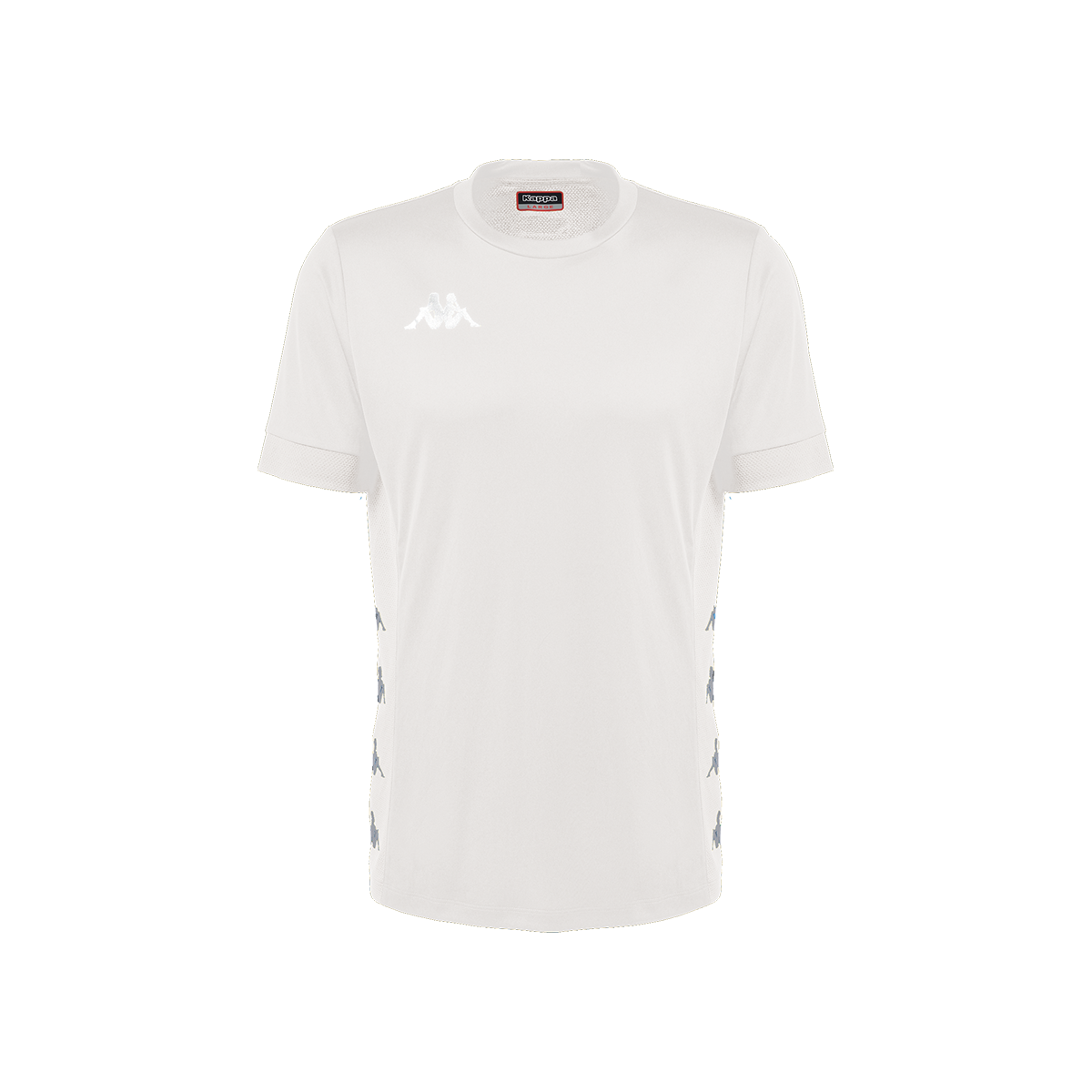 Kappa Dervio Match Shirt SS - White