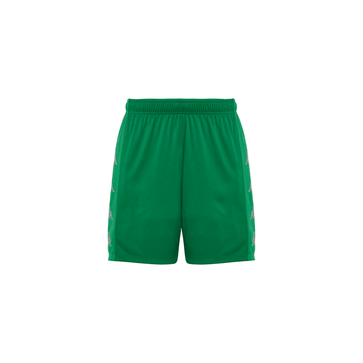 Kappa Delebio Match Short - Green Bosphorus/Green Galapago