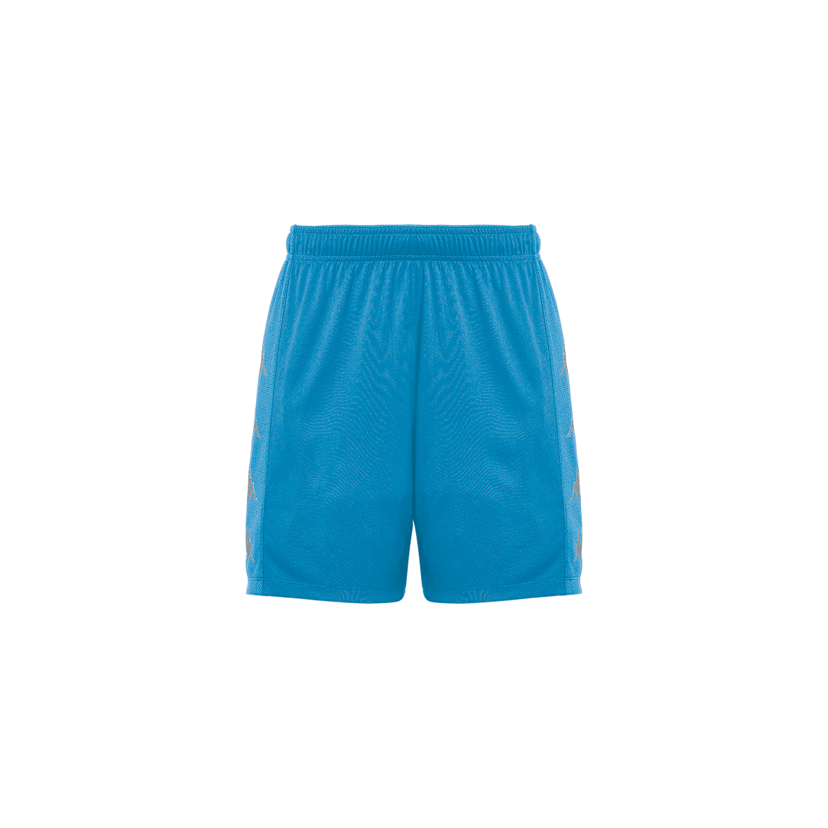 Kappa Delebio Match Short - Azure/Blue Sea