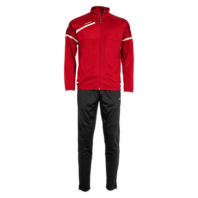 Stanno Prestige Polyester Suit - Red/White