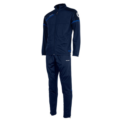 Stanno Prestige Polyester Suit - Navy/Royal