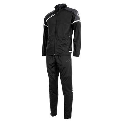 Stanno Prestige Polyester Suit - Black/Anthracite