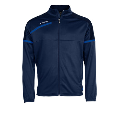 Stanno Prestige TTS Jacket Full Zip - Navy/Royal