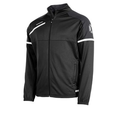 Stanno Prestige TTS Jacket Full Zip - Black/Anthracite
