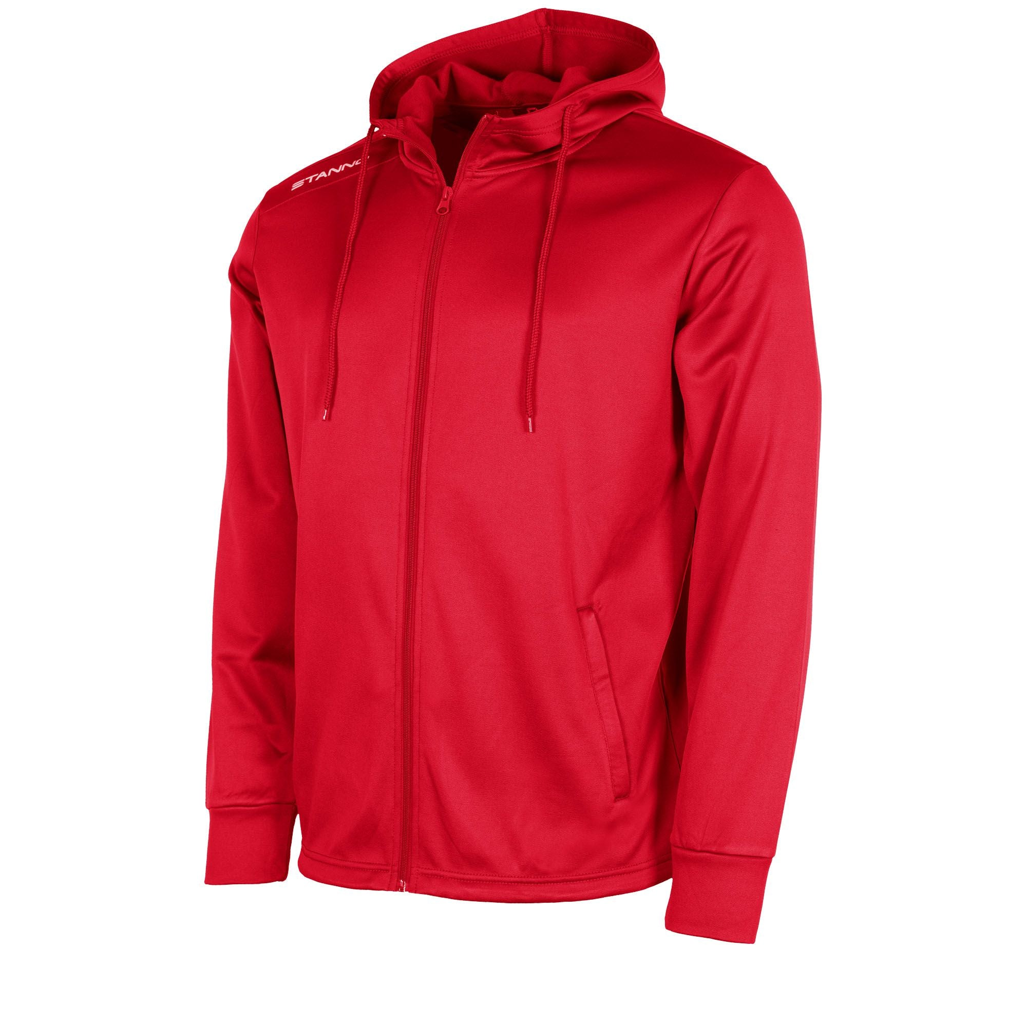 Stanno Field Hooded Jacket - Red