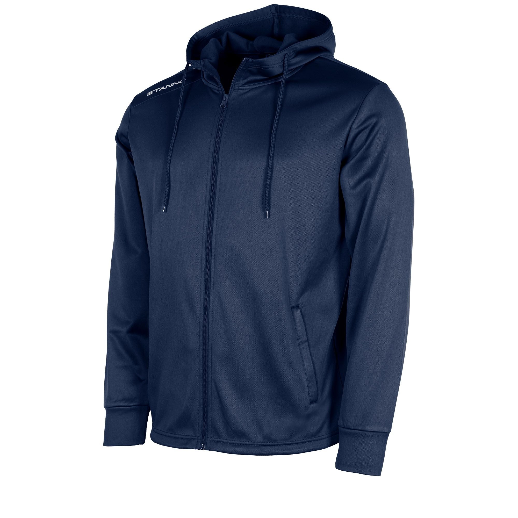 Stanno Field Hooded Jacket - Navy
