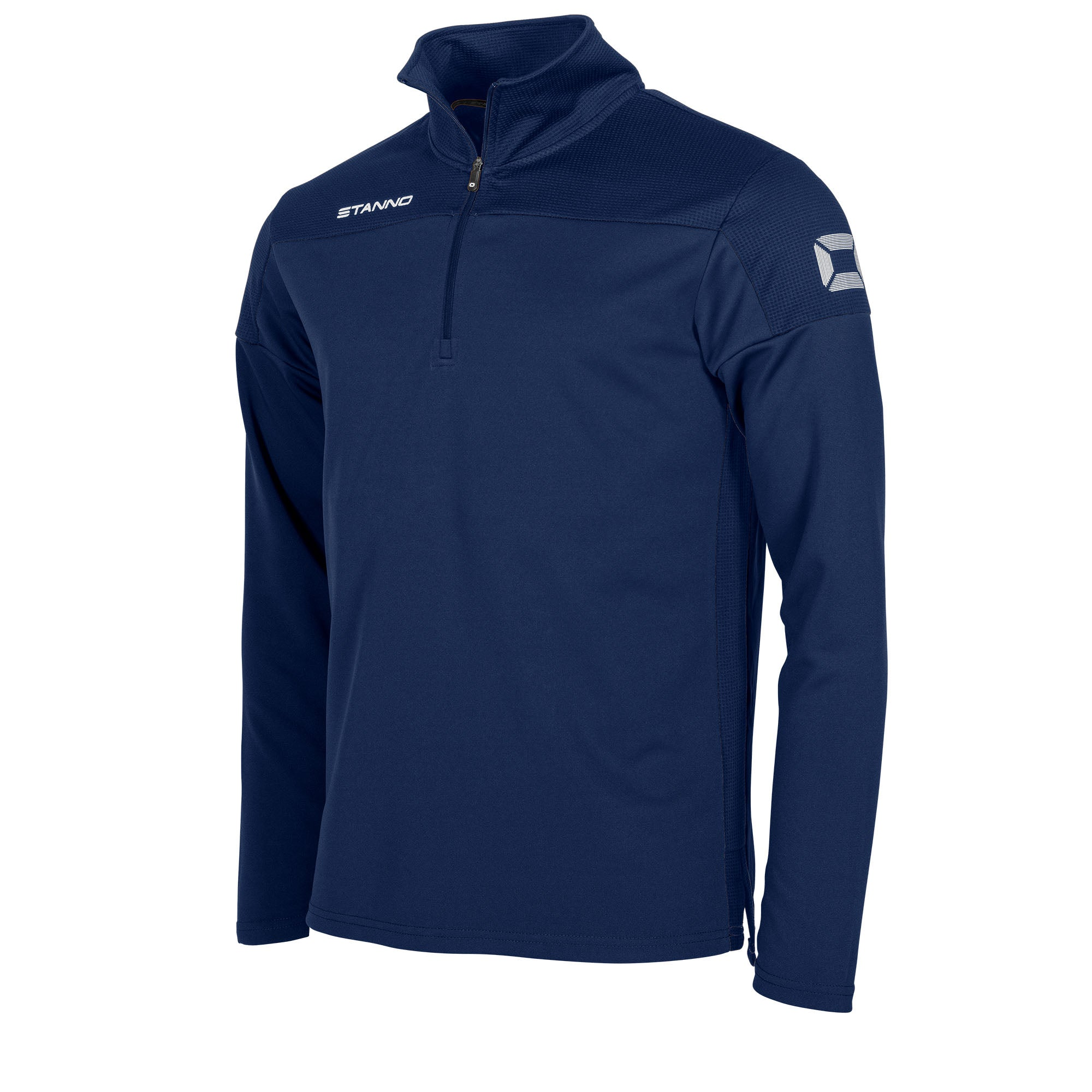 Stanno Pride Training 1/4 Zip - Navy/White