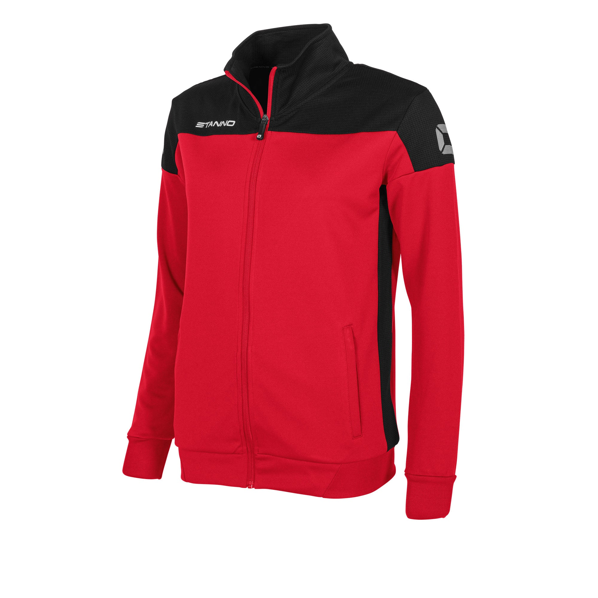 Stanno Pride TTS Jacket Ladies - Red/Black