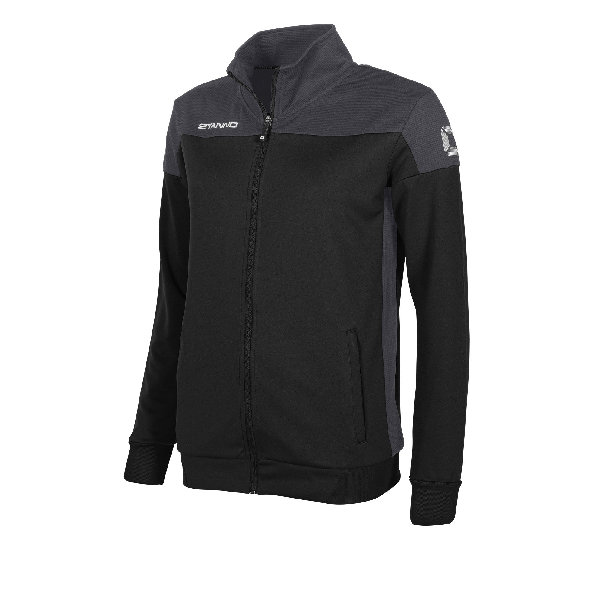 Stanno Pride TTS Jacket Ladies - Black/Anthracite