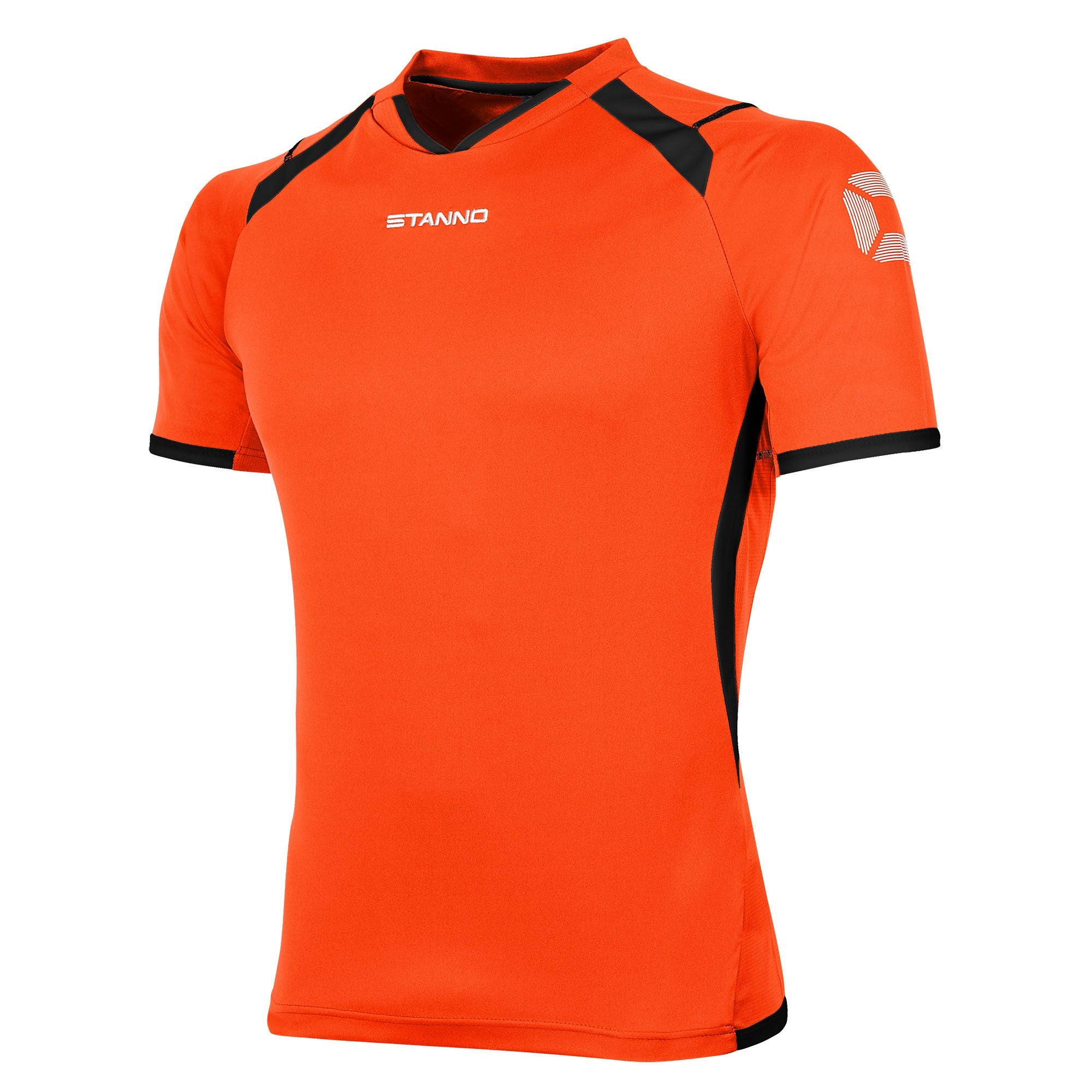 Stanno Olympico Shirt SS - Orange/Black