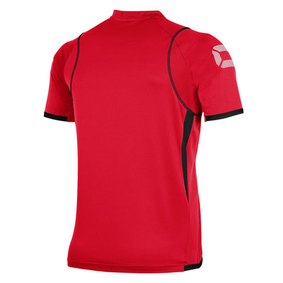 Stanno Olympico Shirt SS - Red/Black