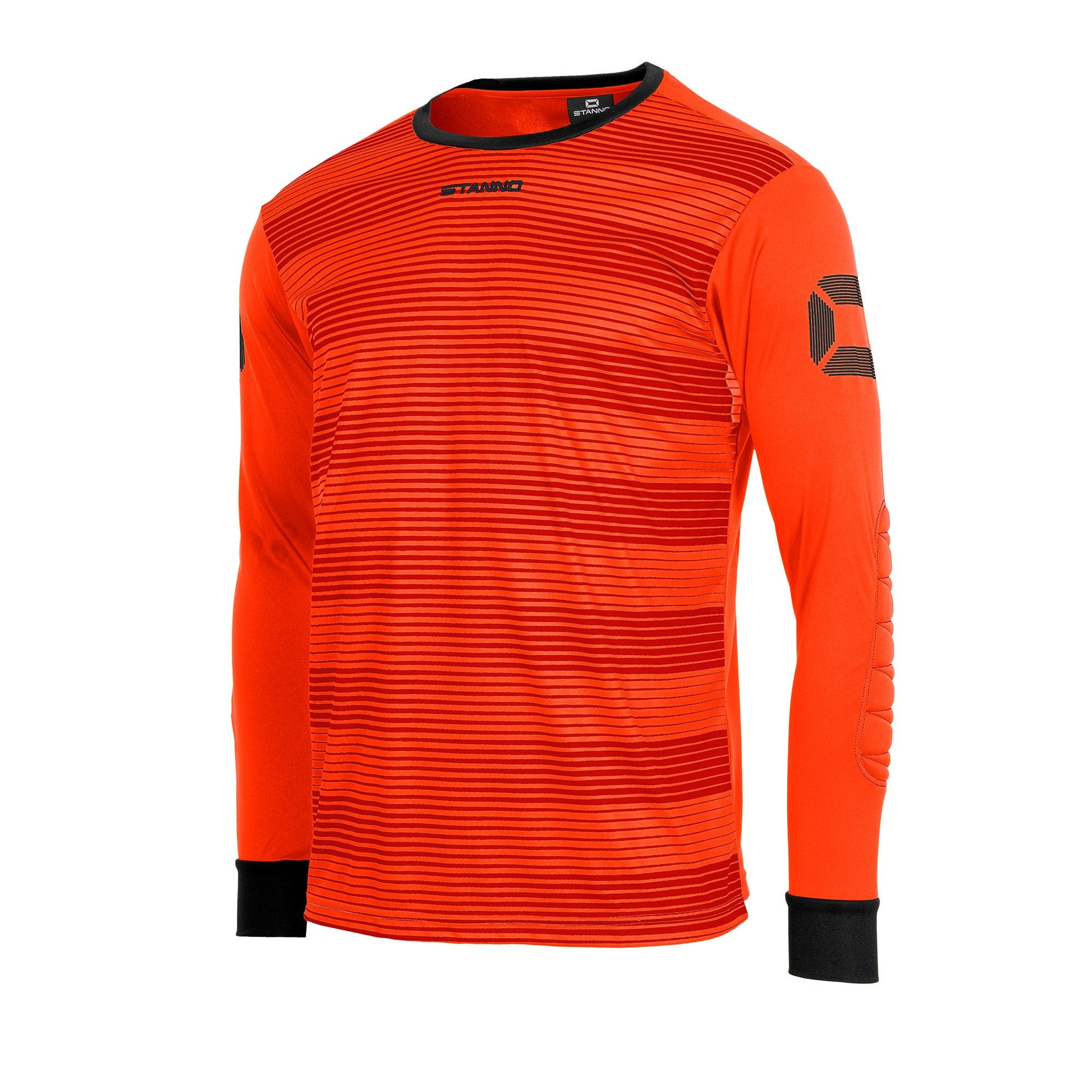 Stanno Tivoli Goalkeeper Shirt - Shocking Orange/Black