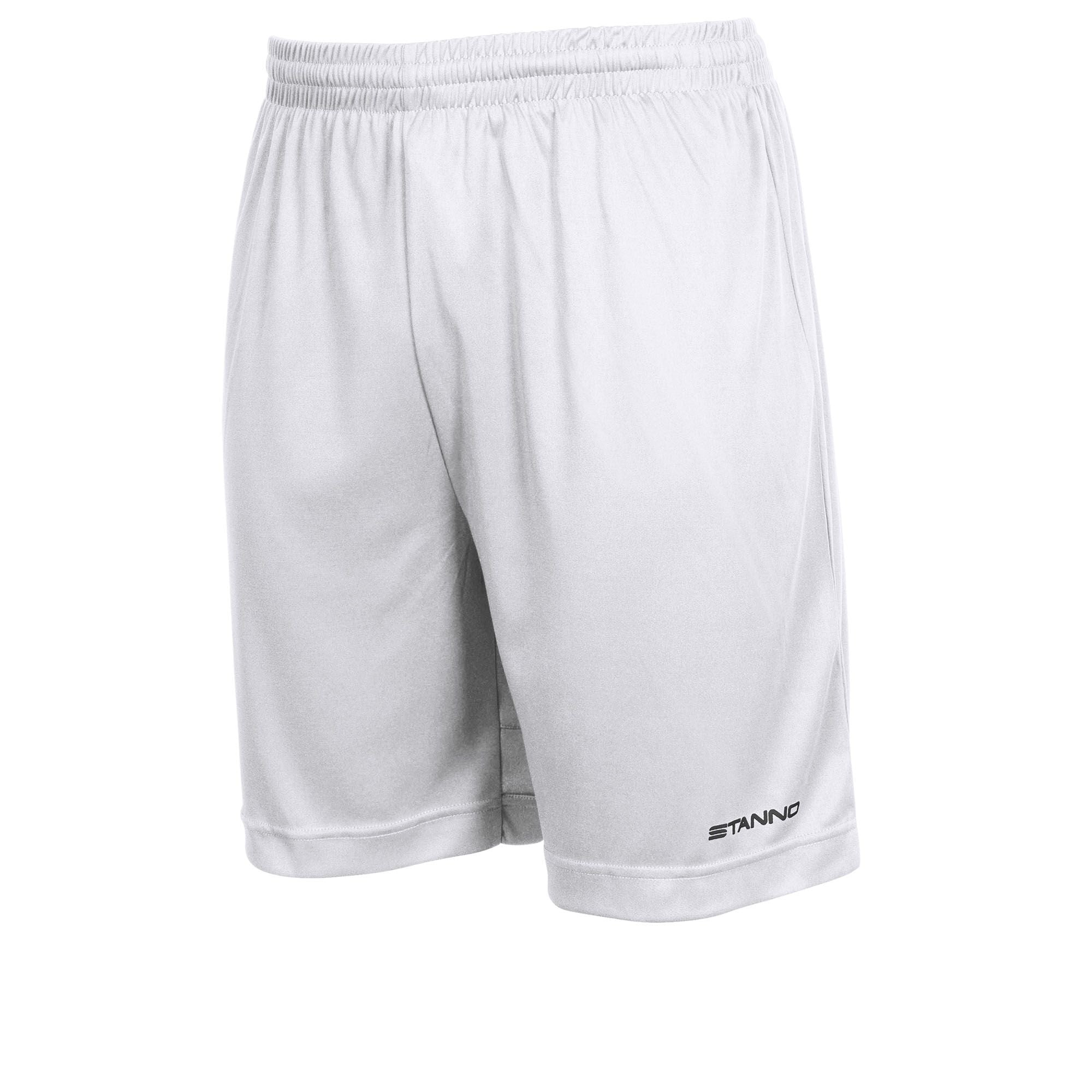Stanno Field Shorts in white