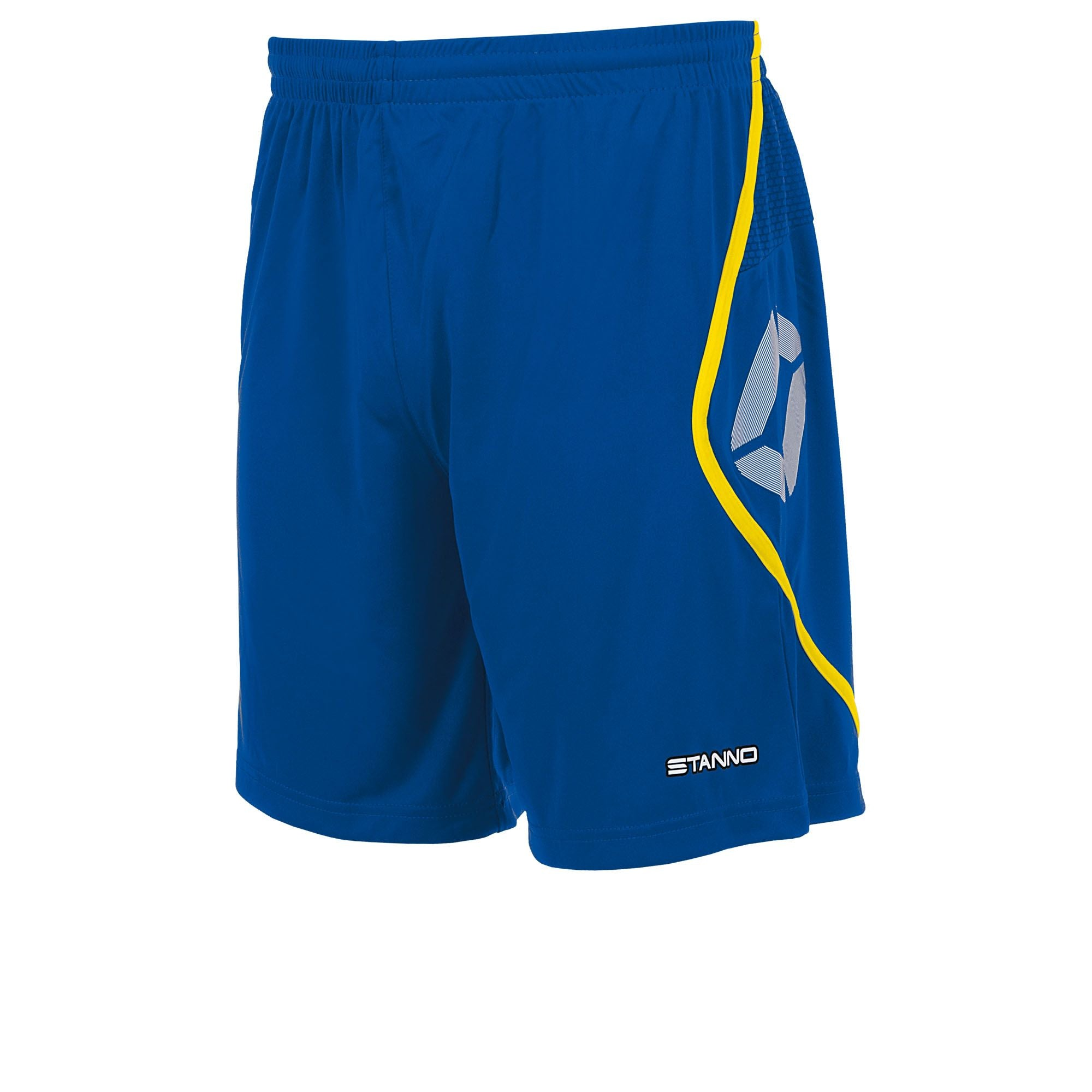 Stanno Pisa Shorts - Royal/Yellow