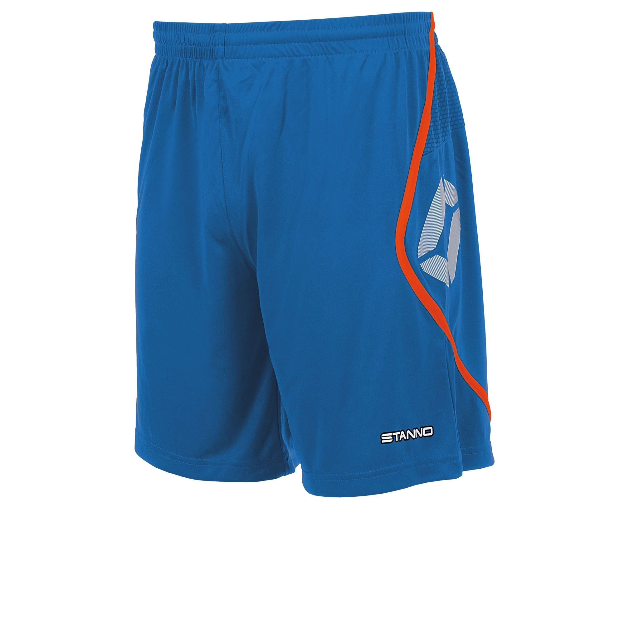 Stanno Pisa Shorts - Blue/Shocking Orange