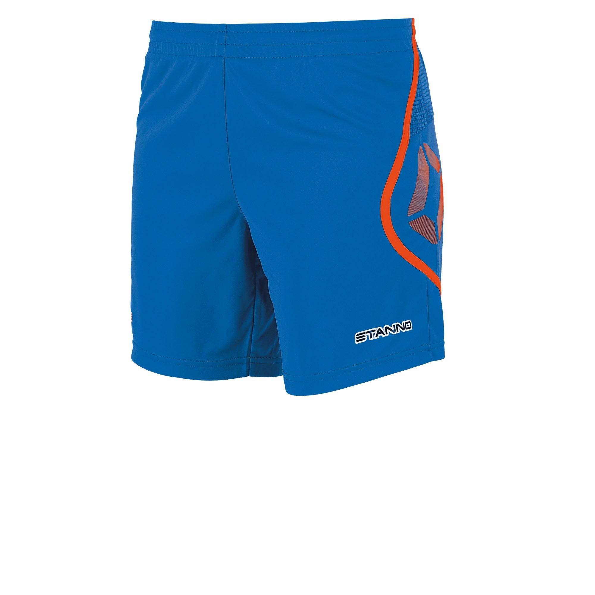 Stanno Pisa Shorts Ladies - Blue/Shocking Orange