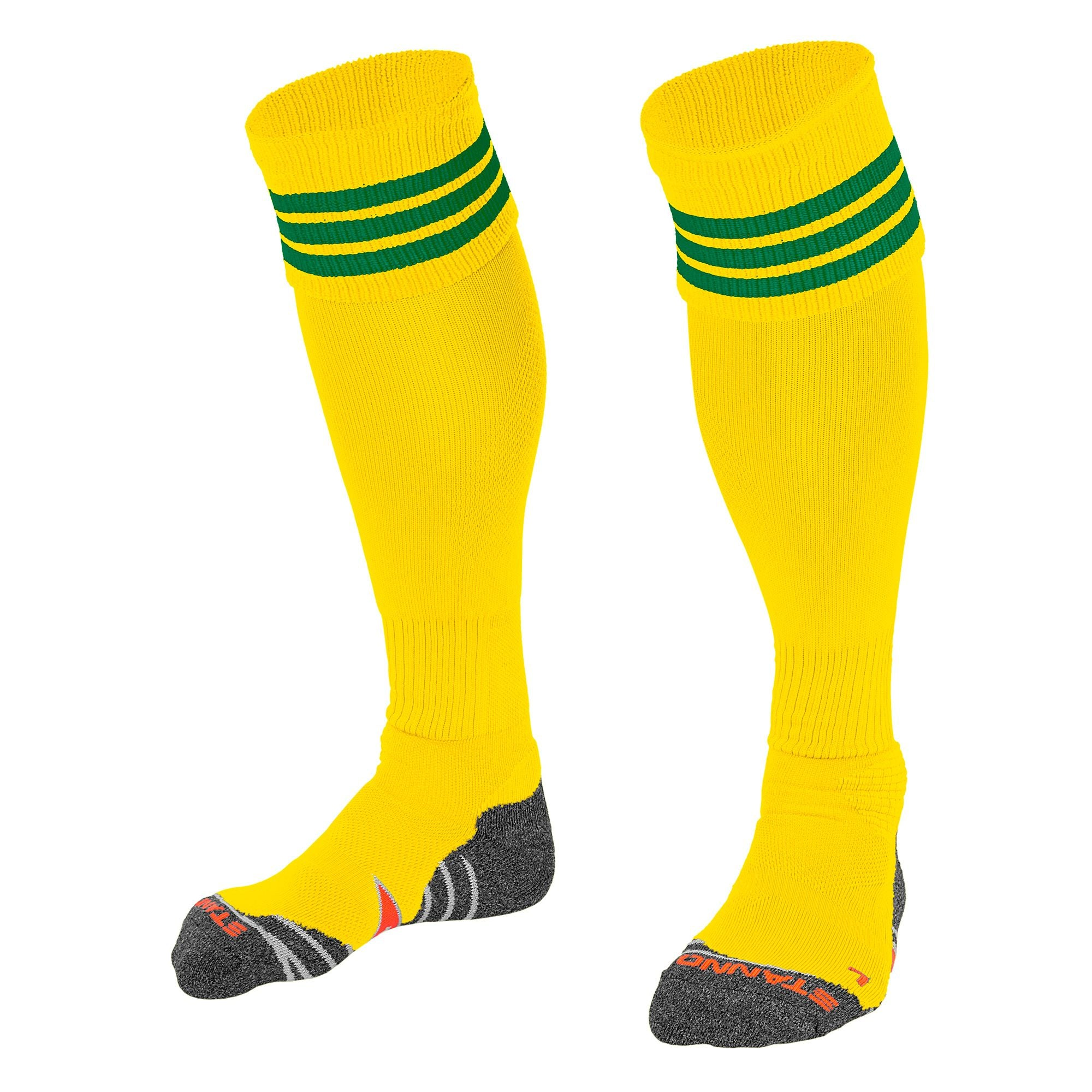 Stanno Ring Sock - Yellow/Green