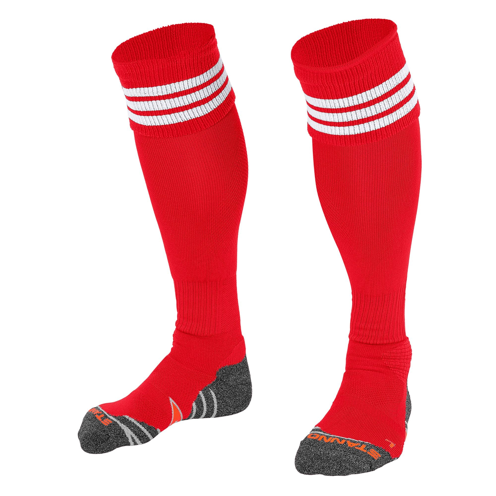 Stanno Ring Sock - Red/White