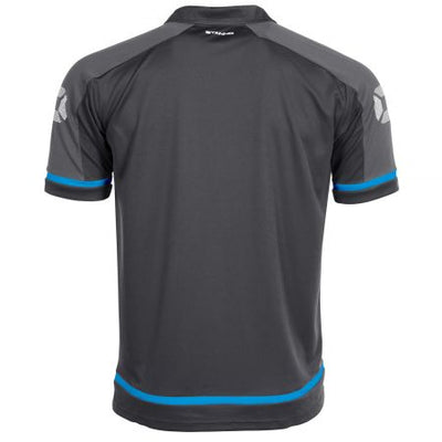 Stanno Prestige Polo - Dark Grey/Blue