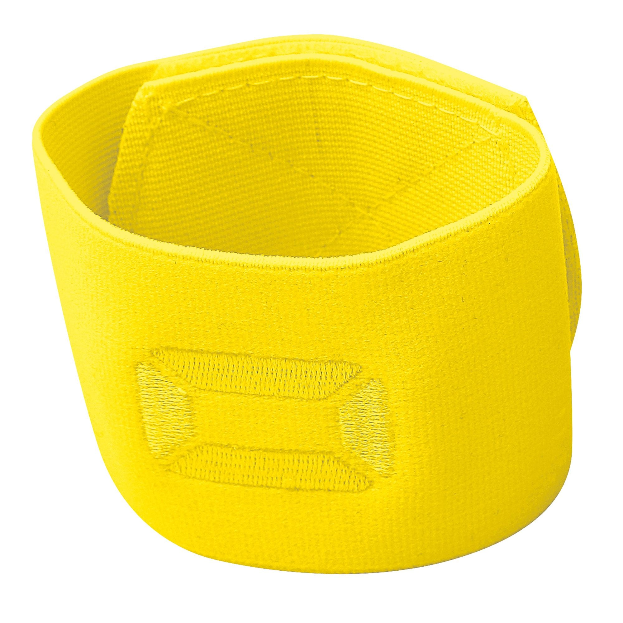 Stanno Guard Stay in yellow with same colour centralised embroidered Stanno logo