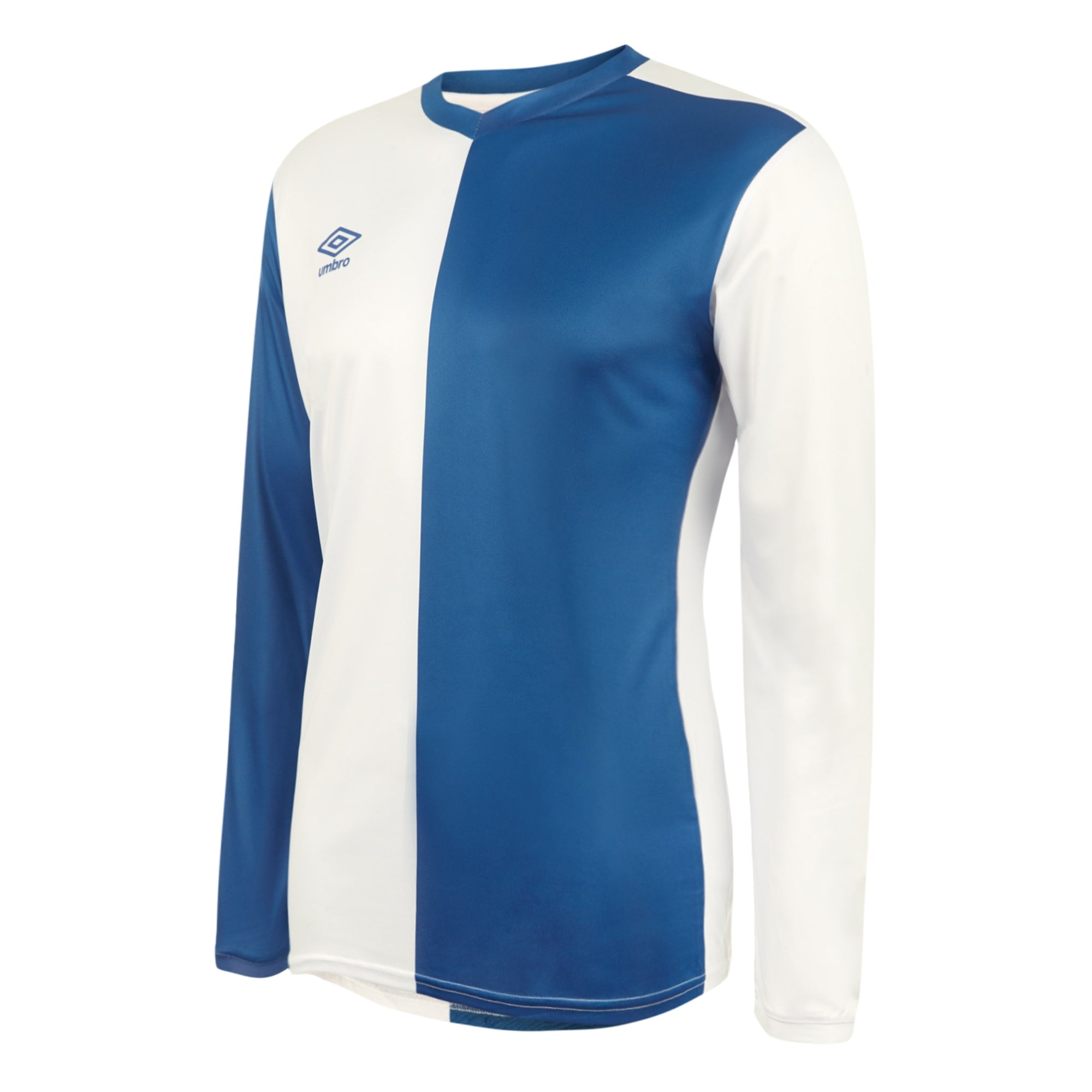 Umbro 50/50 LS Jersey - Royal/White