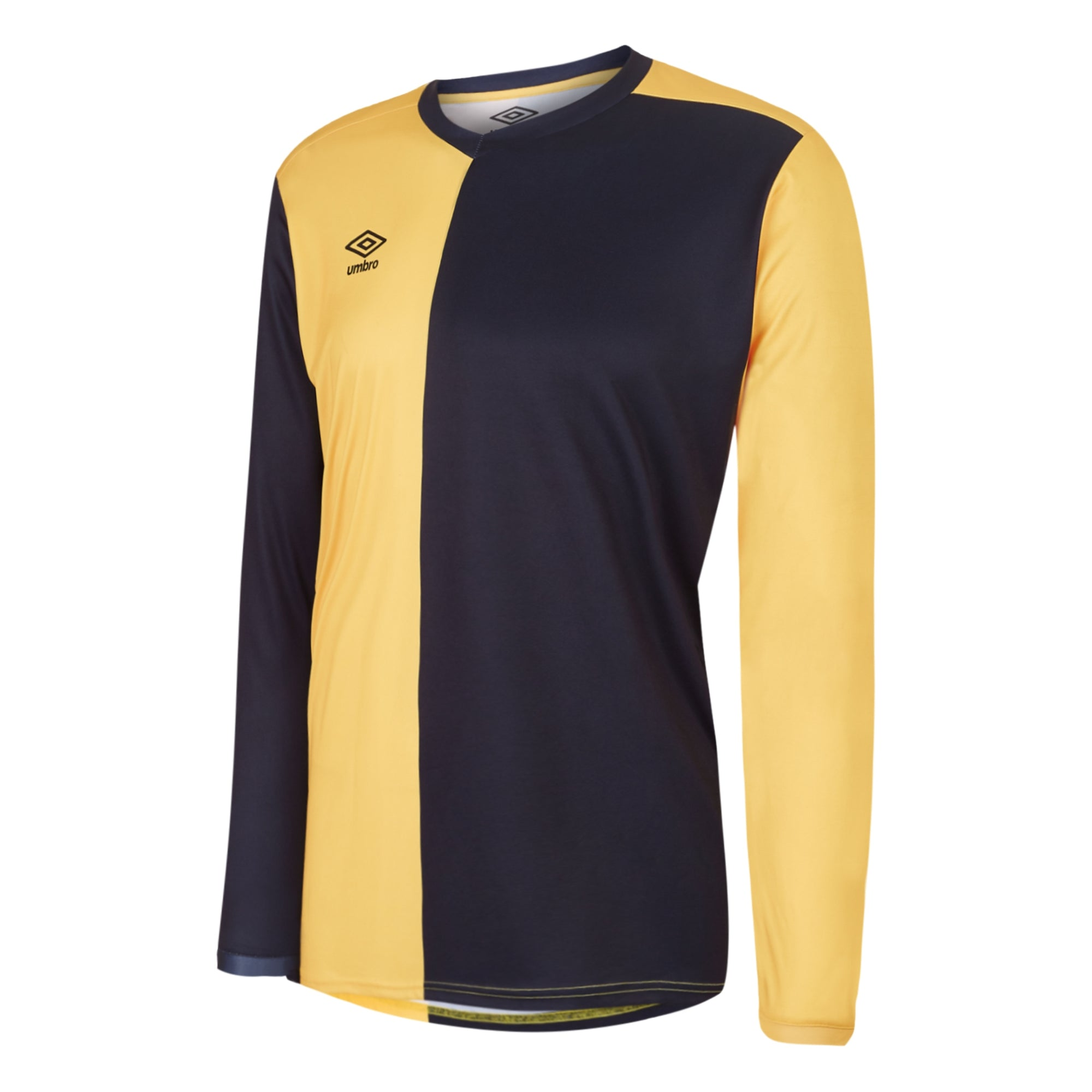 Umbro 50/50 LS Jersey - Yellow/Black