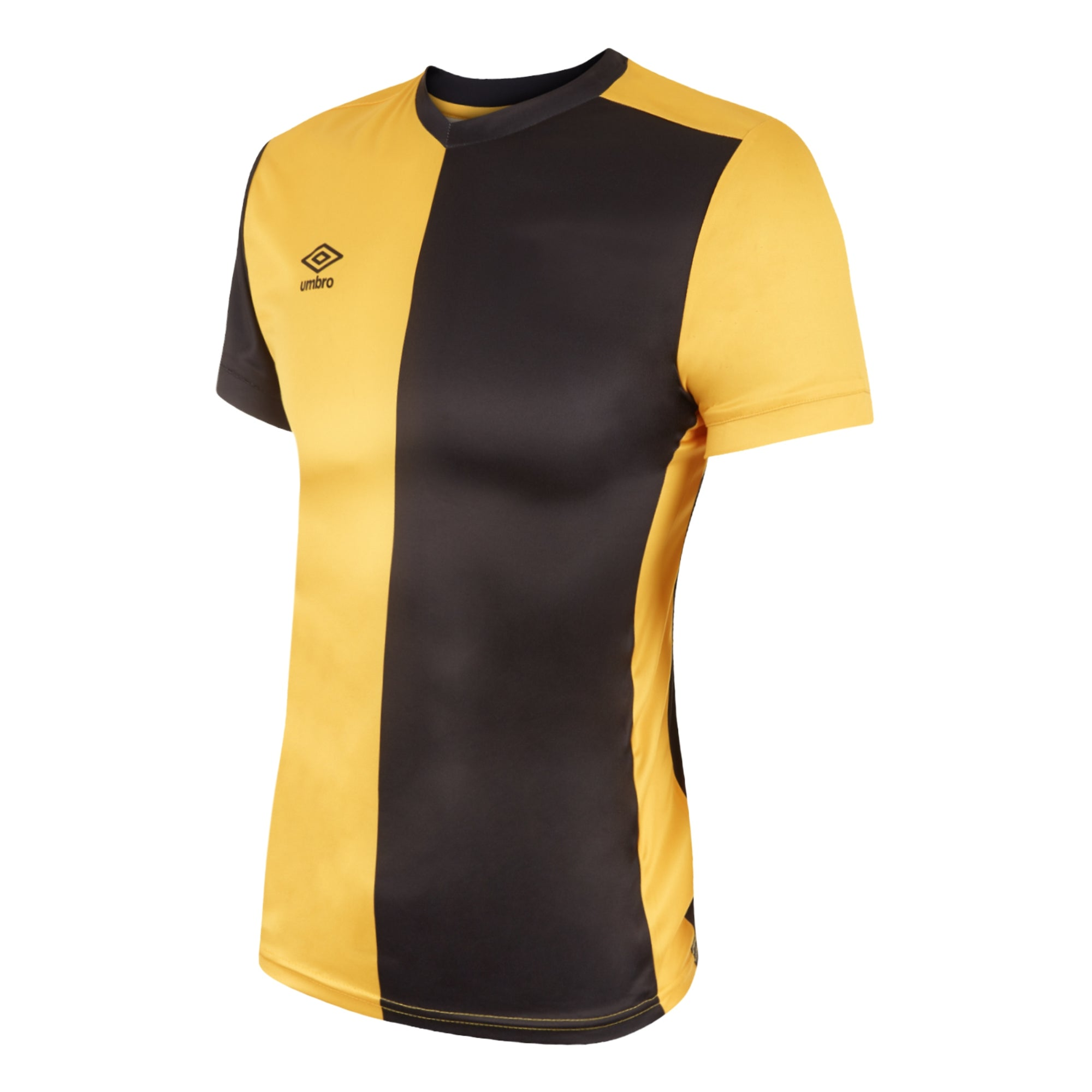 Umbro 50/50 SS Jersey - Yellow/Black
