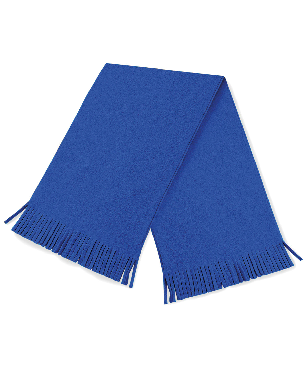 Longfleet YFC Suprafleece Scarf with Badge- Royal