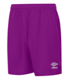 Umbro new club short in purple cactus
