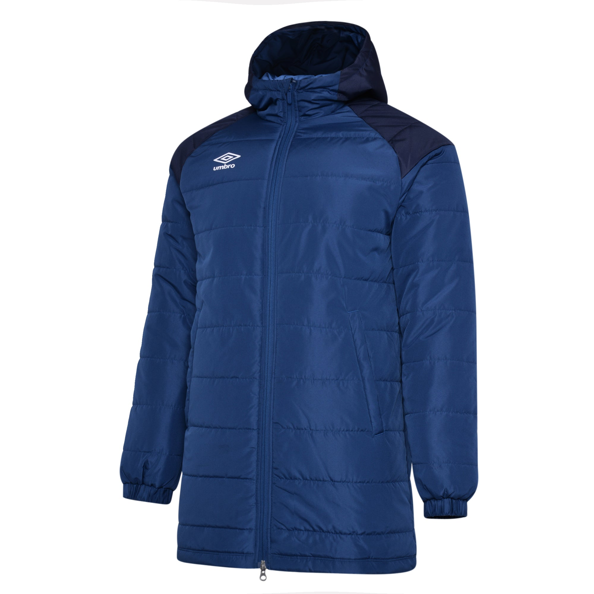 Umbro Training Padded Jacket II - Navy