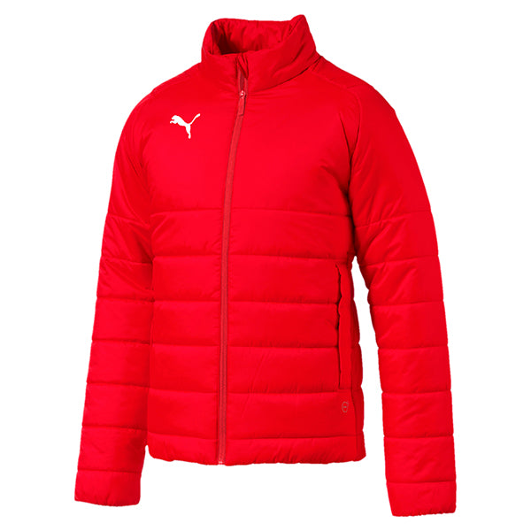 Puma Liga Casuals Padded Jacket - Red