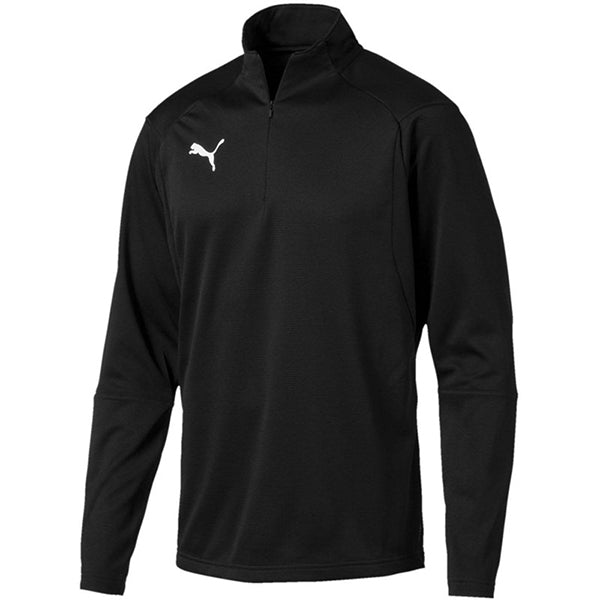 Puma Liga Training 1/4 Zip Top - Black