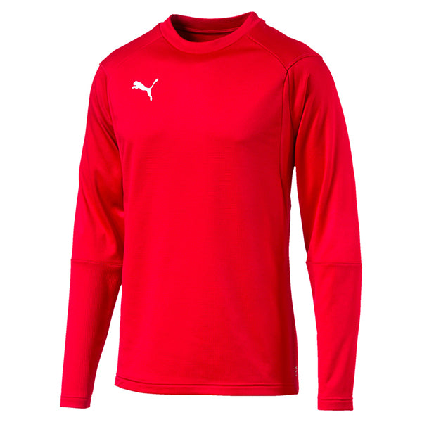 Puma Liga Training Sweat - Red